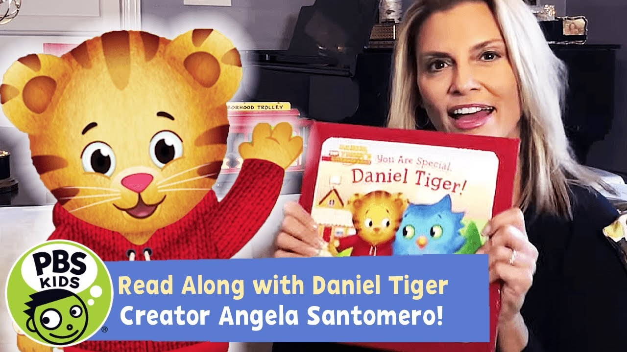 You Are Special, Daniel Tiger! | READ ALONG | PBS KIDS