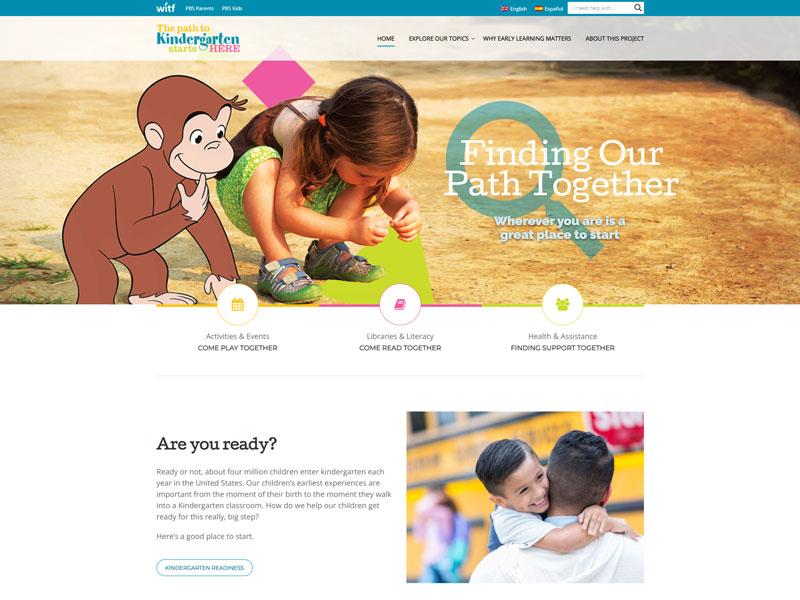 The Path to Kindergarten Starts Here